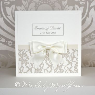 Bellissimo Wedding Invitation